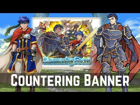 Hector is Back! Countering Skills Banner Breakdown + Free Summon! | Streamed 【Fire Emblem Heroes】