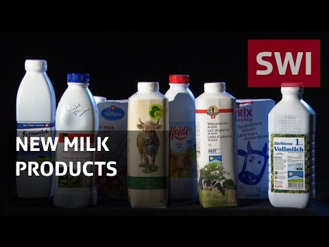 New types of milk for more profits