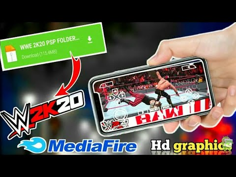 (100-mb)-how-to-download-wwe-2k20-in-android-2020-|-download-highly-compressed-wwe-2k20-|-skm-bad-|