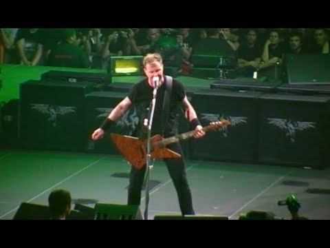 Metallica - Lisbon, Portugal [2010.05.18] Full Concert
