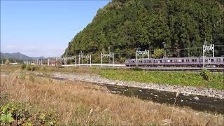 2018年秋10030型日光線臨時急行列車