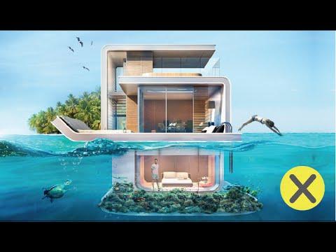 7 increibles construcciones sub marinas youtube for Hoteles mas lujosos del mundo bajo el mar