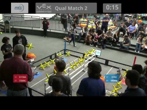 California High Desert VEX Robotics League 10-29-16
