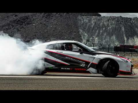 I Dont Believe This, Nissan GT R breaks Guinness World Records title for the fastest drift at 304 96