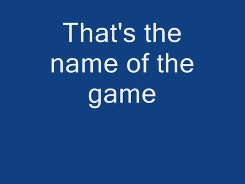 The Crystal Method - Name of the game Lyrics