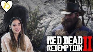 Arthur's Secret Past & A Rage Unleashed / Red Dead Redemption 2 / Part 25