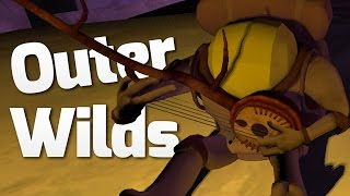 AN AMAZING SPACE JOURNEY - Outer Wilds