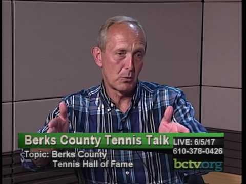 Berks County Tennis Hall of Fame 6-5-17