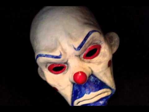 Joker 11 Batman Dark Knight Robber Mask Custom Made Replica by Fan Universe Creations  sc 1 st  YouTube & Joker 1:1 Batman Dark Knight Robber Mask Custom Made Replica by Fan ...
