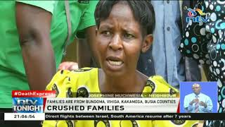 Three families wiped out in Fort Ternan bus accident
