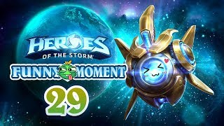 【Heroes of the Storm】Funny moment EP.29