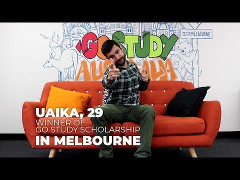 Win a 1-year scholarship in Melbourne and a guaranteed internship!