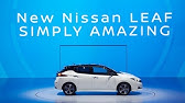 Nissan's Presentation at the Detroit Auto Show - YouTube