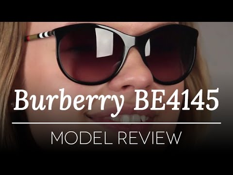 Burberry BE4145 Sunglasses Review