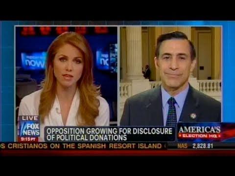 Issa: Obama Executive Order Politicizes & Corrupts Gov't Contractors Procurement Process