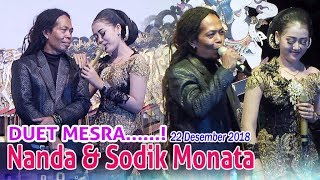 Download lagu Nanda & Sodik Monata - Duet Mesra Banget