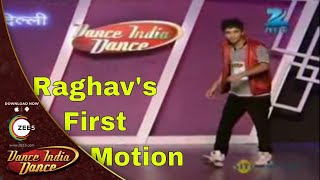 raghav crockroaxz first slow motion performance dance india dance