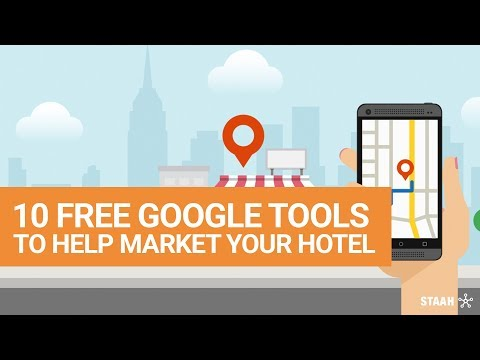 10 Free Google Tools to boost your Hotel Marketing