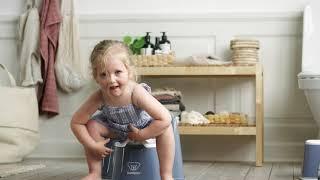 Video: BabyBjörn pissipott seljatoega