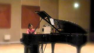 Kazue Jajima Piano Solo 22th Apr. Grenoble