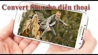 Hướng dẫn cách đổi đuôi phim- video cho điện thoại- ipod