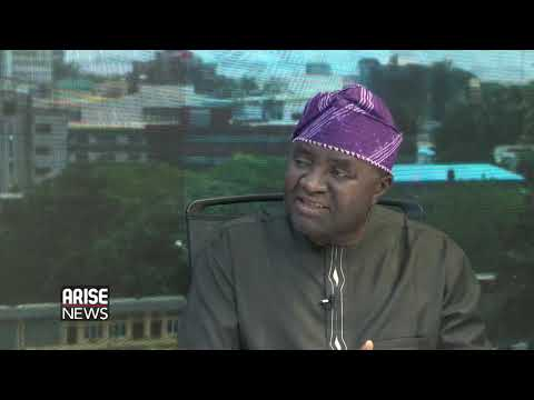 Director-Gen Lagos Chamber,Muda Yusuf talks on chances of surviving economy with recession