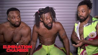 The New Day reflect on Kofi Kingston's WWE Title opportunity: WWE Exclusive, Feb. 17, 2019