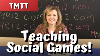 Teaching Social Games like Peek a Boo...Therapy Tip of the Week 3.14.13