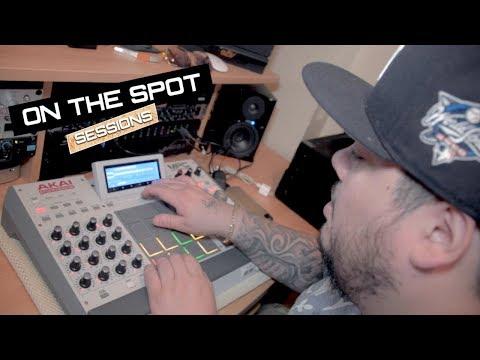 Soulja Boy Engineer Makes a Beat ON THE SPOT - Joe White ft Oun P x Blvd