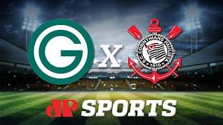 Goiás 2 x 2 Corinthians - 16/10/19 - Brasileirão - Futebol JP