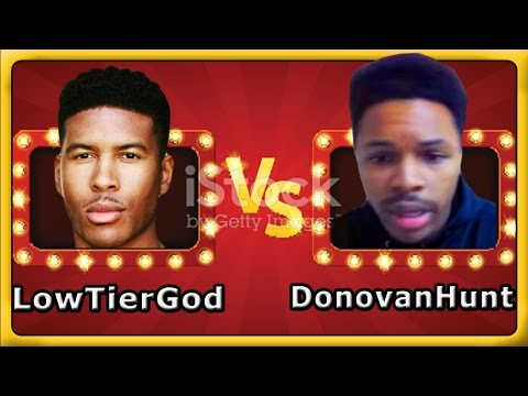 Thumbnail: This is How LowTierGod Treats and Talks About Loyal Supporters - LTG vs DonovanHunt