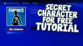 FORTNITE GLITCHES: HOW TO GET SECRET SKIN & GLIDER FOR FREE IN SECONDS TUTORIAL... (IN DETAIL)