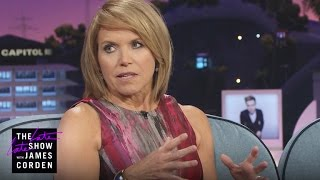 Katie Couric Comments on Brian Williams