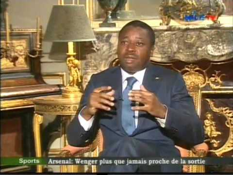 "Togo: Interview exclusive de Faure Gnassingbé à la chaîne égyptienne ""Nile TV"""