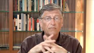 Bill Gates Talks about his Favorite books