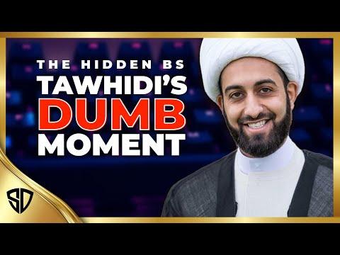 """""""Imam"""" Tawhidi's Dumbest Moment / The Hidden BS"""