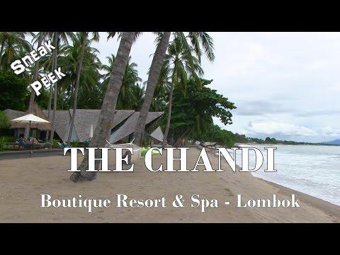 Sneak Peek: The Chandi Boutique Resort & Spa Lombok Room Tour