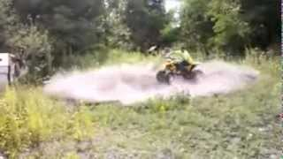 Donuts On The 4-wheeler