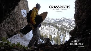 2016 October Sessions - Grassroots Powdersurfing