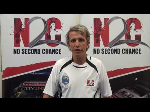 N2C Ambassador Warren Luff talks about the dangers of everyday driving