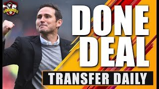 BREAKING NEWS! Chelsea football appoint Frank Lampard as their new manager? Transfer Daily