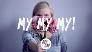 Troye Sivan - My My My! (Lyrics / Lyric Video) Cash Cash Remix