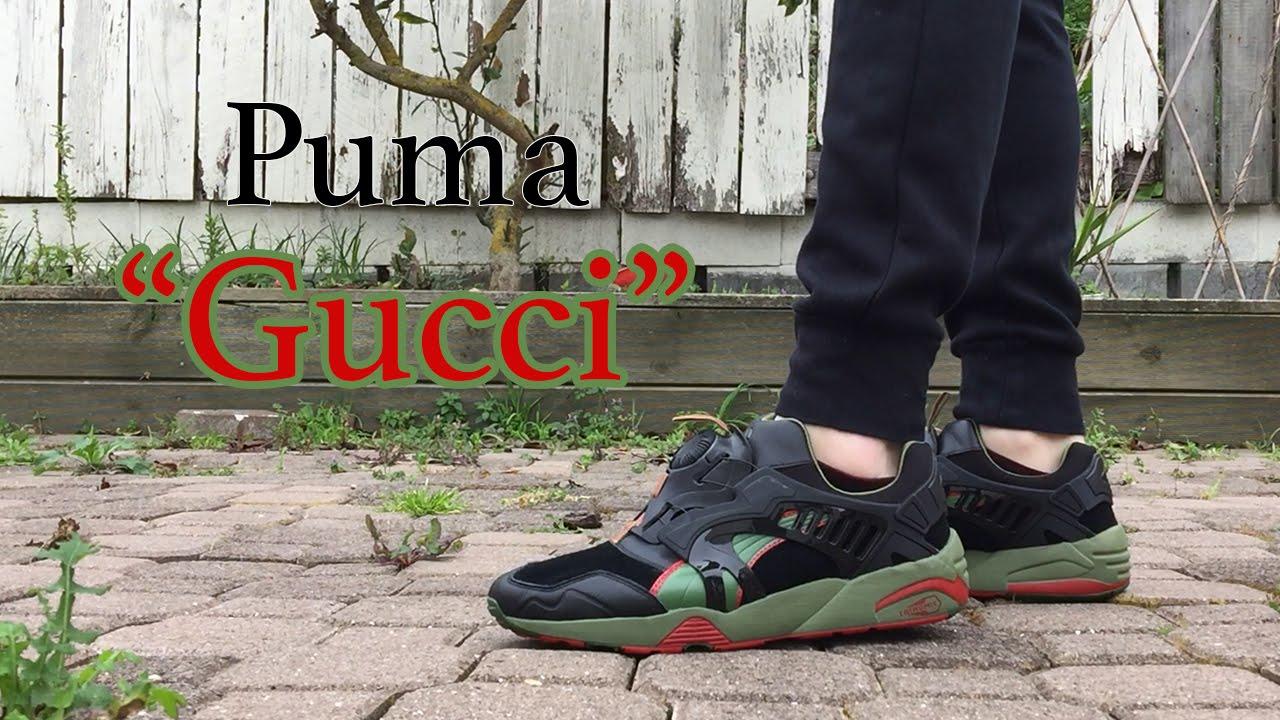 Puma X Gucci