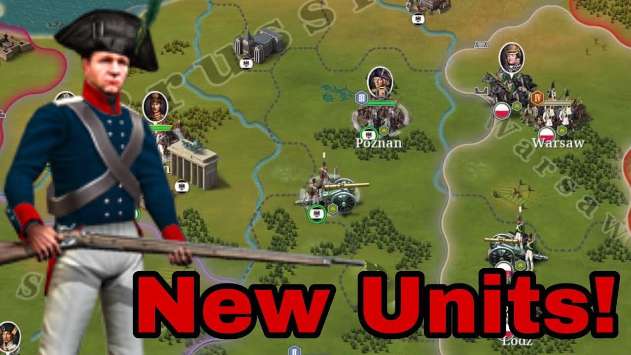 Mod Review European War 6:More Units mod