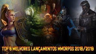 Lançamentos dos melhores MMORPG 2018 2019