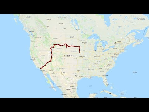Nebraska to California: A Complete Road Trip
