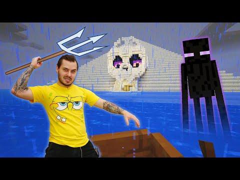 Новое видео - Майнкрафт выживание в Пирамиде! – Игры для мальчиков в онлайн шоу