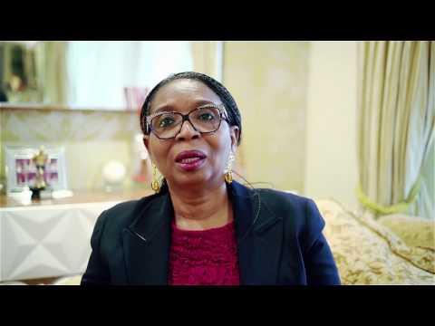 Chairman of First Bank of Nigeria, Mrs Ibukun Awosika
