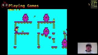 Network 17 Playing Games   Episode 2   BBC Micro   Frak and Chuckie Egg