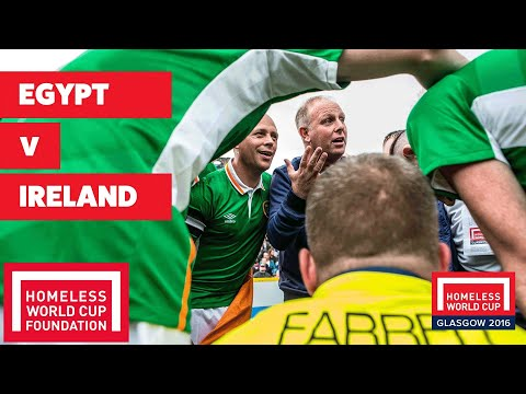 Egypt v Ireland l Men's Plate Final #HWC2016